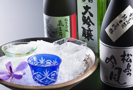 宮城の地酒・きき酒セット